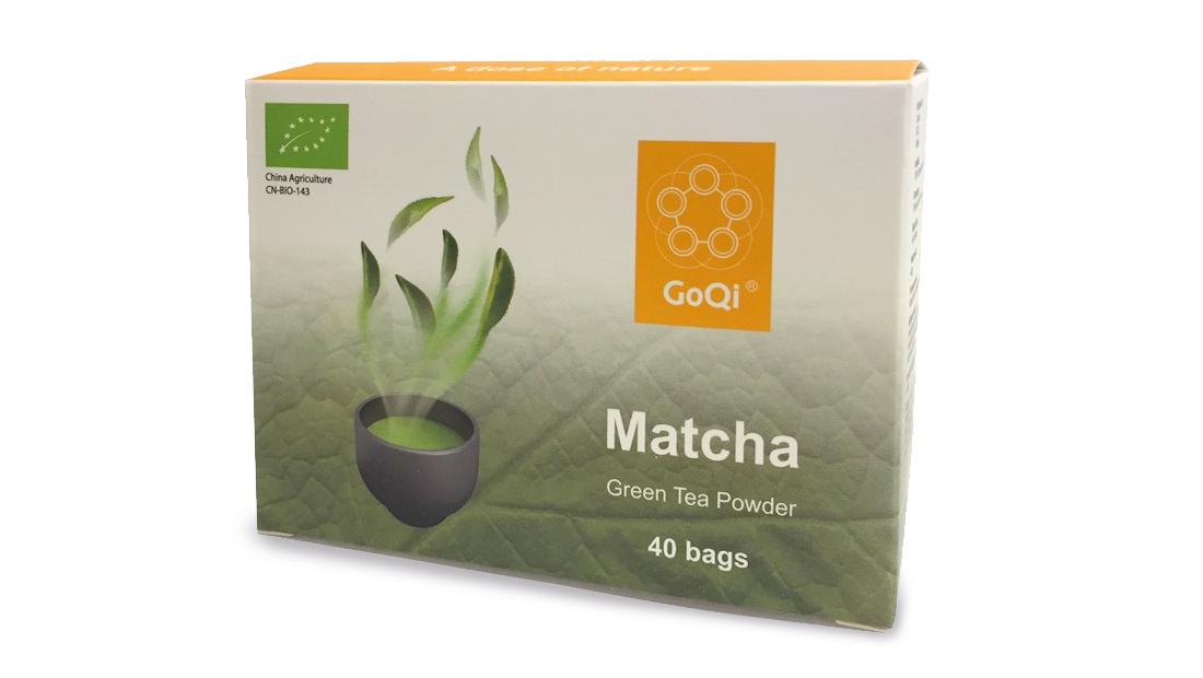 Mathca Grøn Te, 40 breve